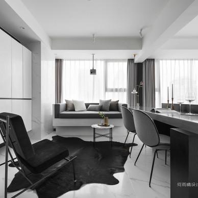 现代小户型客厅设计