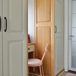 简洁北欧风格衣柜设计