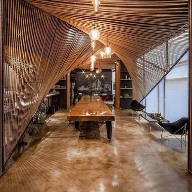 麻绳工作室设计