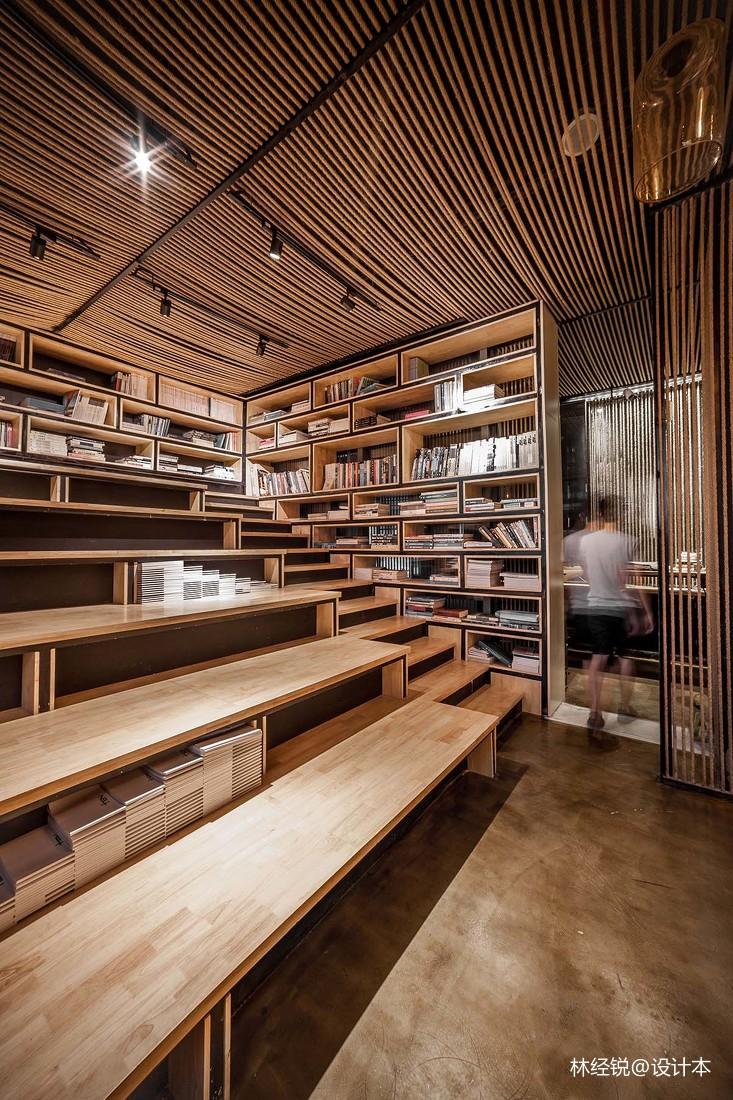 热门资讯_麻绳工作室阶梯储物设计 – 设计本装修效果图