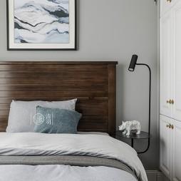 清馨混搭风卧室床头灯设计