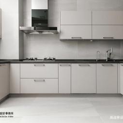 中式复式厨房设计
