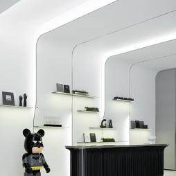 森兰美奂租售中心洽谈区设计图片