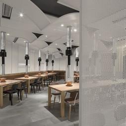 烧肉达人 (苏州诚品店)内部设计图