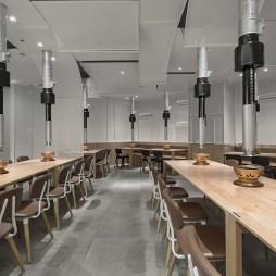 烧肉达人 (苏州诚品店)餐桌设计图片