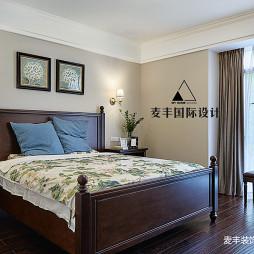 美式复式主卧室设计