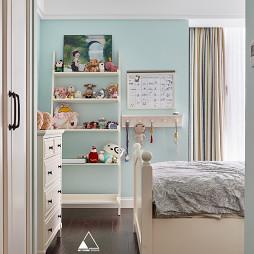 美式复式儿童房设计