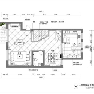 新中式洋房设计_3255944