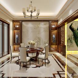 周口新中式别墅设计 灵动设计_3256358