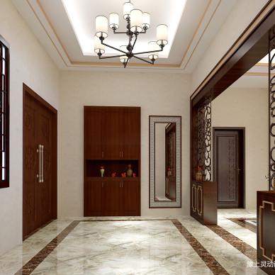 周口新中式别墅设计 灵动设计_3256360