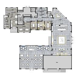 上海颐居装饰设计御兰雅苑售楼处_3256837