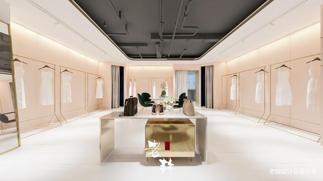 平和堂服装店设计_3257196