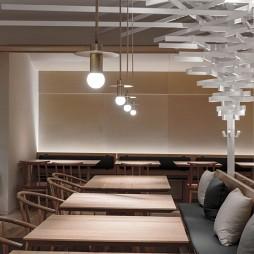 雁舍 (北京APM店)吊燈設計圖