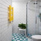 86㎡卫浴设计图