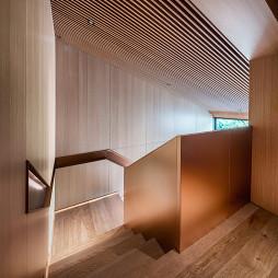 2100Club楼梯设计图