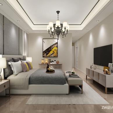 港台奢华现代空间改造&软装设计_3264652