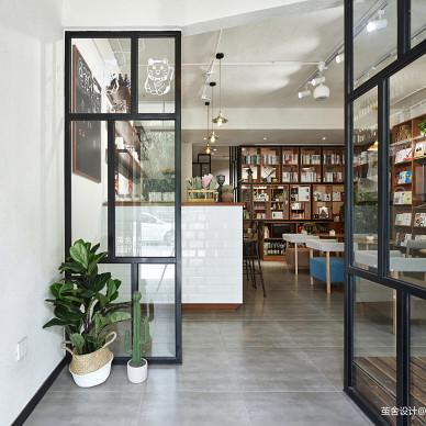 樊登书店入口设计图