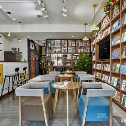 樊登书店整体空间设计图