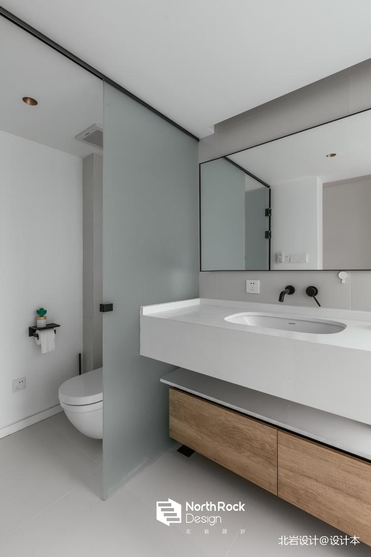 中式卫浴设计图片