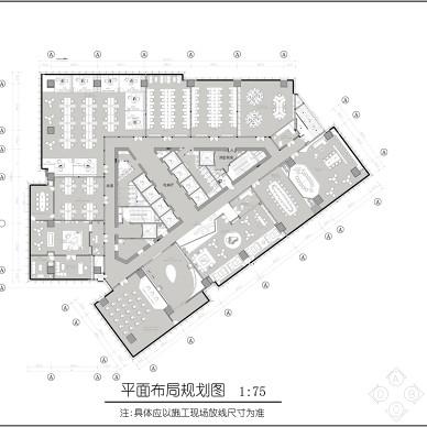 西安高新万科 时尚科技办公室_3269018