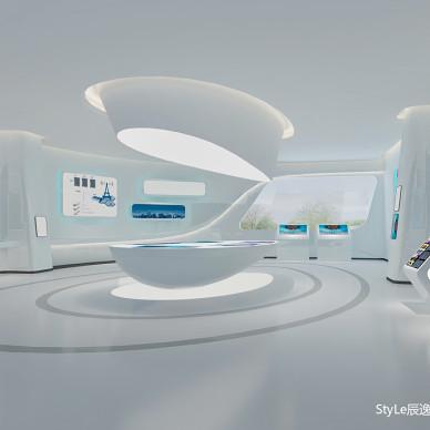西安高新万科 时尚科技办公室_3269028