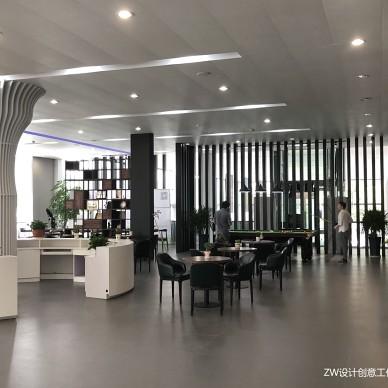 浦东4S店休闲区350平_3269795