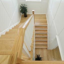 美式简约楼梯设计图