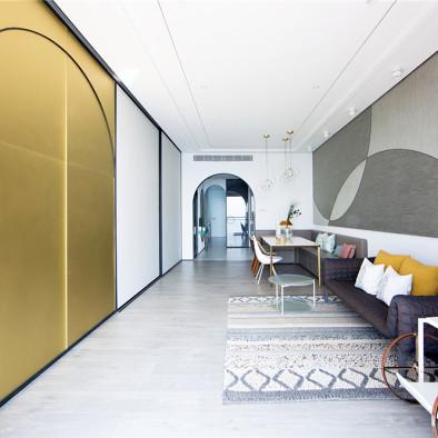香港贝沙湾豪宅设计,艺术雕刻生活