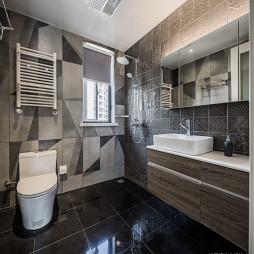改造房卫浴设计实景图