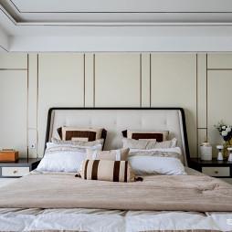 260㎡ 美式轻奢卧室设计图