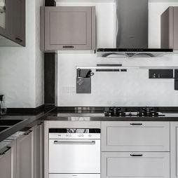222㎡轻奢厨房设计图