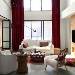 挑高客厅设计图