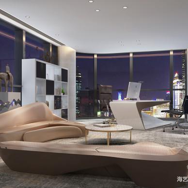 广东广州------明快的办公环境_3275654