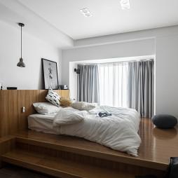 混搭风卧室设计图片