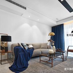 现代三居客厅设计