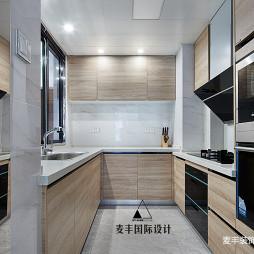 现代三居厨房设计