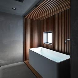 京都 Guest House合庭卫浴浴缸设计图