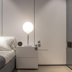 北欧轻奢Loft卧室床头灯设计图