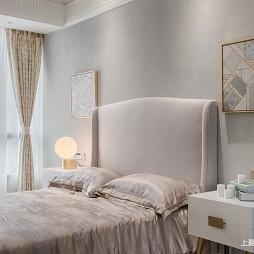 轻奢卧室设计图