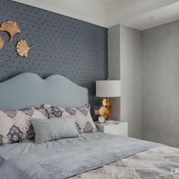 轻奢卧室设计