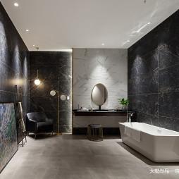 600㎡瓷砖展厅卫浴展区设计图片