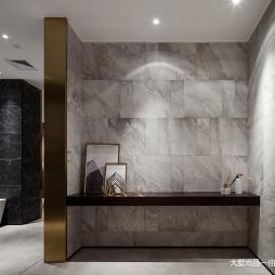 600㎡瓷砖展厅软装饰设计图
