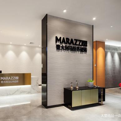 600㎡瓷砖展厅·展厅设计源自市场调研!_3283883