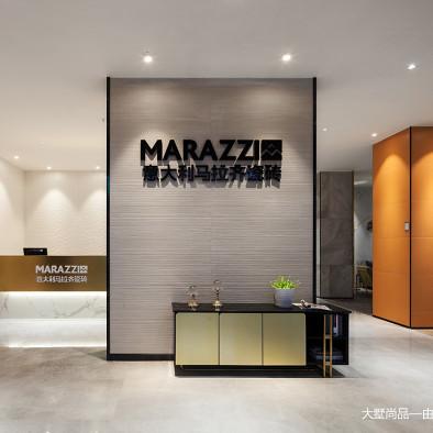 600㎡瓷砖展厅·展厅设计源自市场调研!_3283884