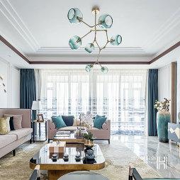 中式客厅吊灯设计图