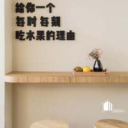 布布的饮品店吧台设计图片