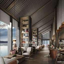江西璞风中式酒店设计_3286698