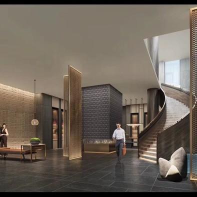 江西璞风中式酒店设计