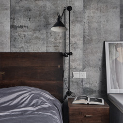 简约卧室落地灯设计图