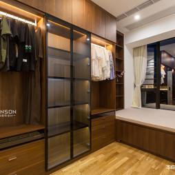 160平方米衣柜设计图